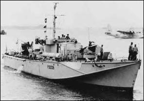 Fairmile D Motor Torpedo Boat Motor Gun Boats Of 1943 45